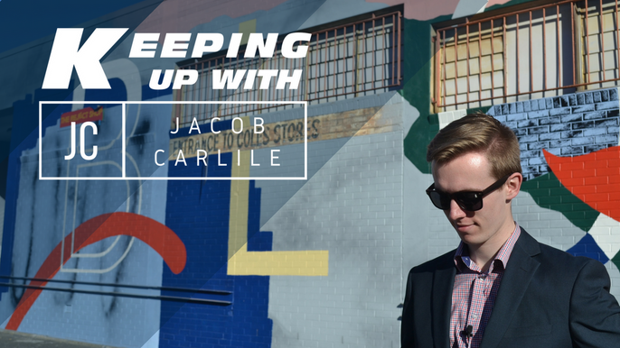 Keeping Up With Jacob Carlile