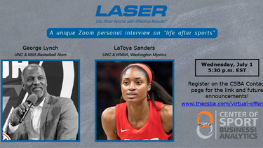 Life After Sports w George Lynch and LaToya Sanders