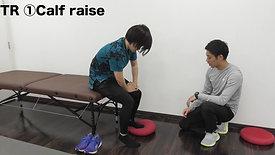 前期 足関節捻挫 サッカー 協調性トレーニング