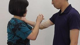 肘関節伸展制限