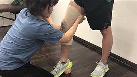 膝関節内側側副靱帯損傷
