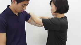 肘関節内側側副靱帯損傷
