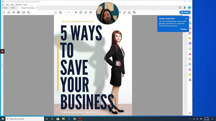 5 Ways to Save Your Business