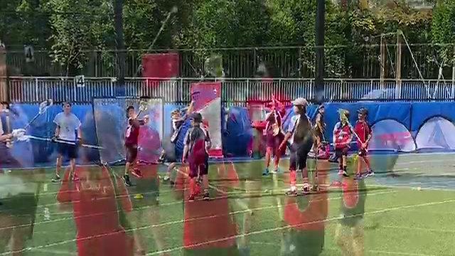 Singapore Lacrosse Videos