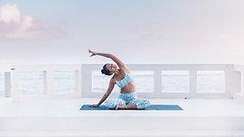 Yoga for Beginners in Bali w/ Emma Ceolin