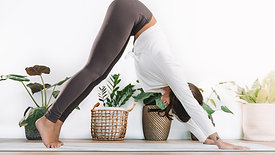 Gentle Yoga for Anxiety + Hip Openers w/ Emma Ceolin