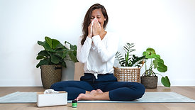 Yoga for When You're Sick (we've all been there!) w/ Emma Ceolin