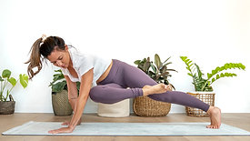 Yoga Flow: Working Out The Funk w/ Emma Ceolin