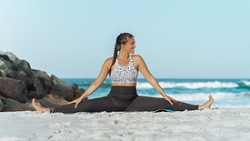 Yoga For Hips - Easy, Slow, Deep Hip Openers + Lower Back Release w/ Emma Ceolin