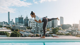 Wake Up And Go Yoga Flow w/ Emma Ceolin