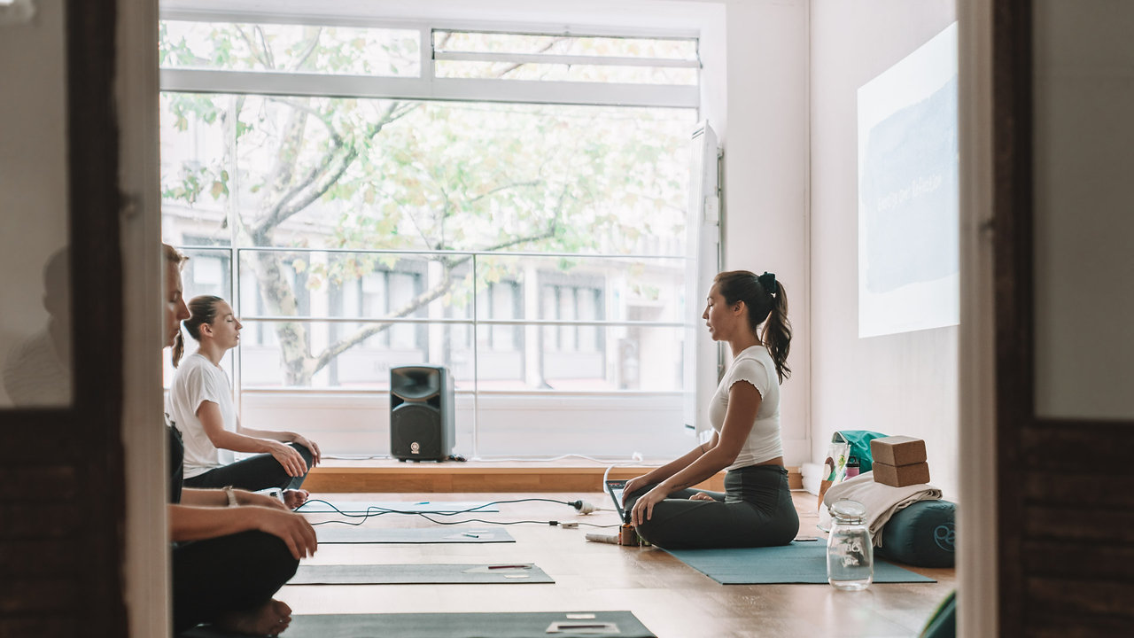 Attend the Yoga for Stress and Anxiety Workshop w/ Emma Ceolin