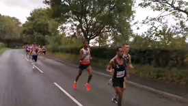 Mid Cheshire 5k - LIVE OUTPUT