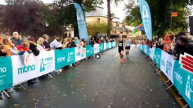 LIVE OUTPUT - Chester Marathon 2019 - Finish Line