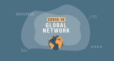 RREAL and Covid-19 Global Network
