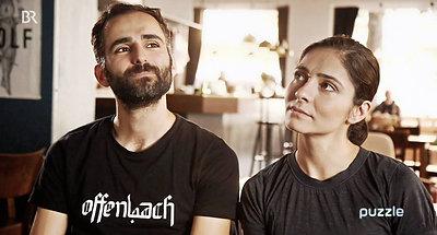 """BR Puzzle Magazin - Interview & Bericht zu """"Die defekte Katze"""""""