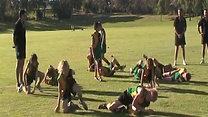 Coaching Physical Presence Skill-Juniors
