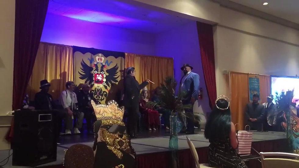 San Francisco Ducal Coronation 2018