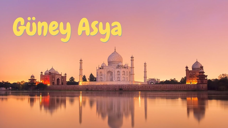 Güney Asya Ülkeleri Tanıtım Filmleri