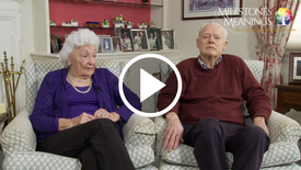 After completing individual interviews, Maureen and Drew sum up their lives together…