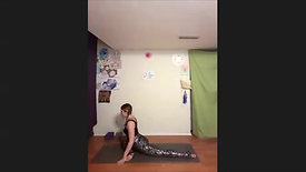 Headstands and BackBends with Monica :: May 28