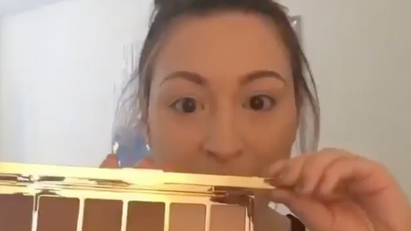 Beauty Routine - Health IG Story