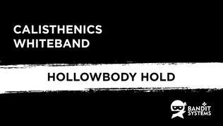 1. Hollowbody Hold