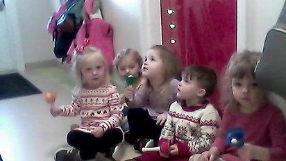 Room 107 Vlog Christmas