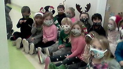 Room 106 Vlog Christmas