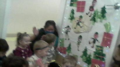 Room 109 Vlog Christmas