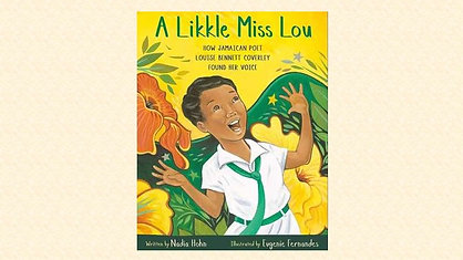 Nadia Hohn celebrates poetry in her latest picture book