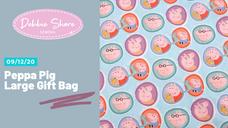 09/12/20 Peppa Pig Gift Bag