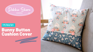 17/02/21 Sew Outdoor Living Cushion Cover and Live Chat