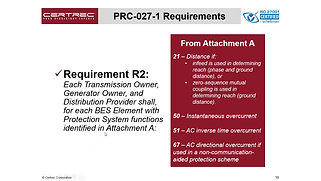 PRC-027 Overview Protect Coordination Webinar