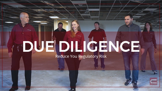 MASTER Due Diligence to Reduce Your Regulatory Risk