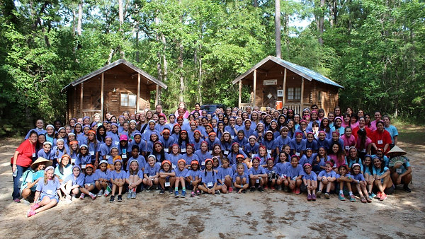 Camp Bluebonnet 2018
