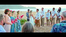 Brad & Steph Beach Ceremony