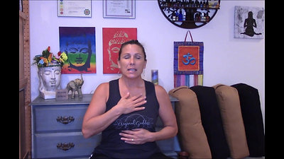 Mindfulness Minute - Thymus tap & breathwork