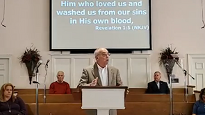 What the Blood of Jesus Means for Us