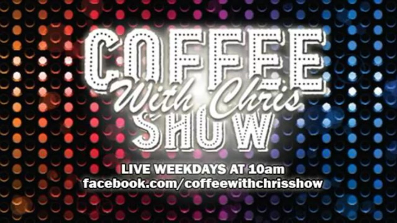 Coffee with Chris July 14, 2020
