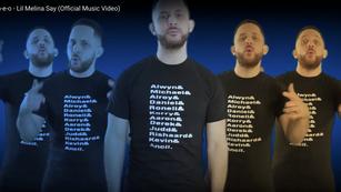 Dan-e-o - Lil Melina Say (Official Music Video)