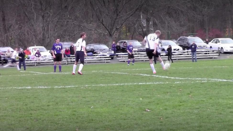 Robby's Last Kick