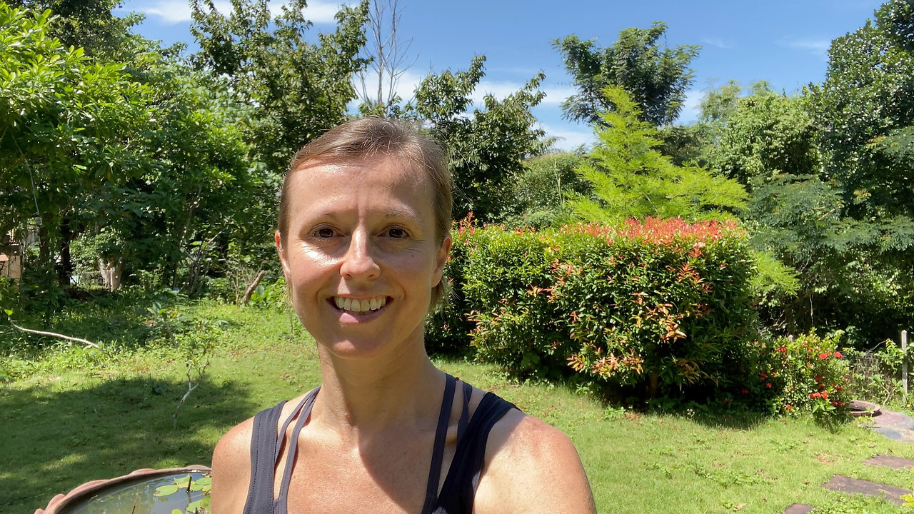 Bringing Lanta Yoga to your home