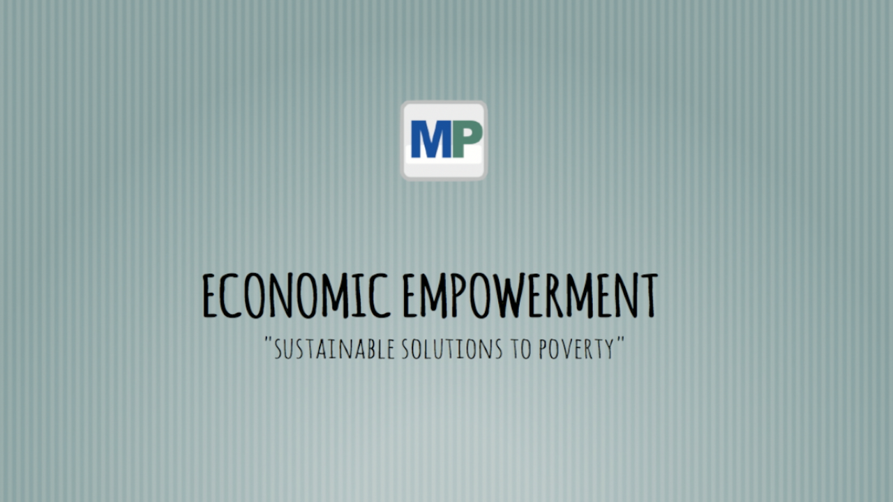 Sustainable Aid - Economic Empowerment