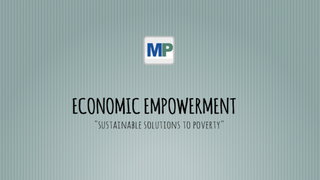Subtainable Aid - Economic Empowerment