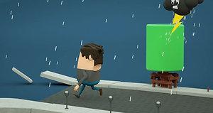 Quem tá na chuva é pra se cuidar