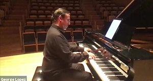 Pianoforte, George Lopez