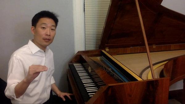 Fortepiano, David Kim