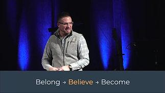2. Become Like Jesus