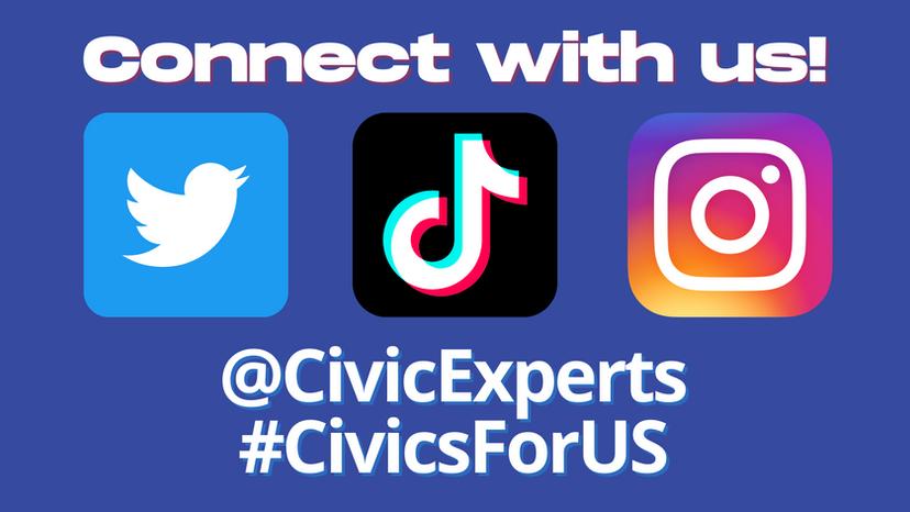 #CivicsForUS 2020-21 Panel