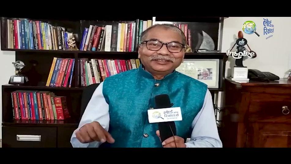 सामाजिक परिवर्तन के मिशन पर एक सैनिक! Major Pradeep Khare Motivational Story